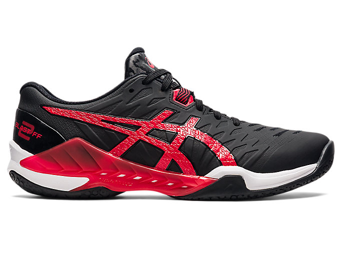 Alternative image view of BLAST FF 2, Black/Electric Red