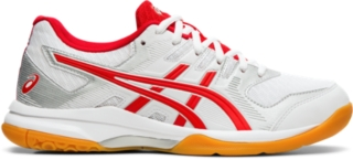 white asics shoes