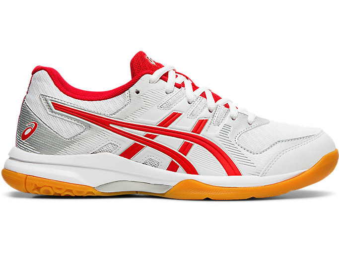 Alternative image view of GEL-ROCKET™ 9, WHITE/CLASSIC RED