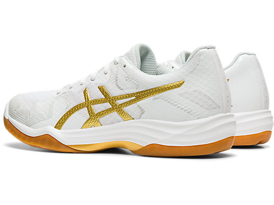 GEL-TACTIC WHITE/RICH GOLD