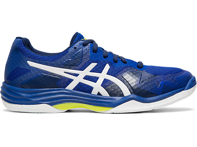 Alternative image view of GEL-TACTIC, ASICS BLUE/WHITE