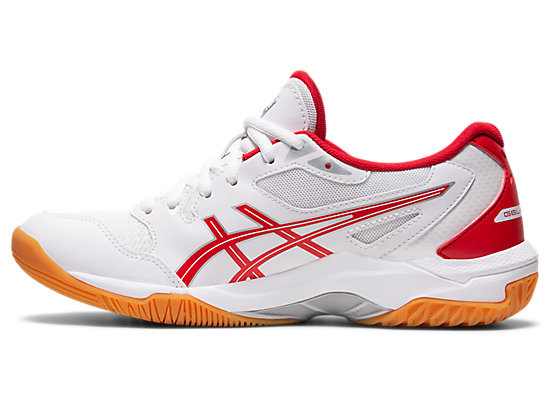 GEL-ROCKET 10 WHITE/CLASSIC RED