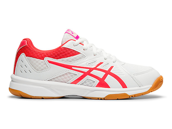 Alternative image view of UPCOURT 3 GS, White/Laser Pink