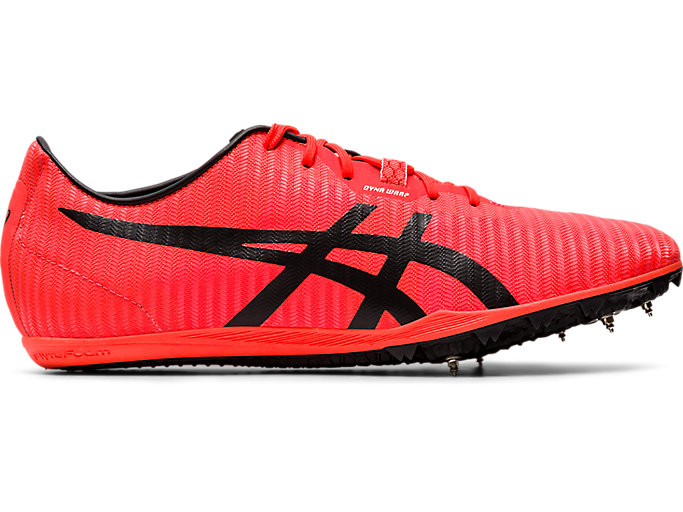 espía cordura Evaluación  Women's COSMORACER MD 2 | SUNRISE RED/BLACK | Running | ASICS