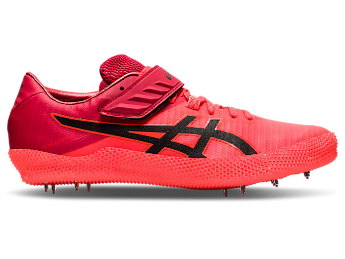Alternative image view of HIGH JUMP PRO 2 (RIGHT),  Sunrise Red/Black