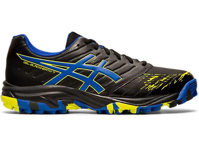 Alternative image view of GEL-BLACKHEATH 7, BLACK/ASICS BLUE