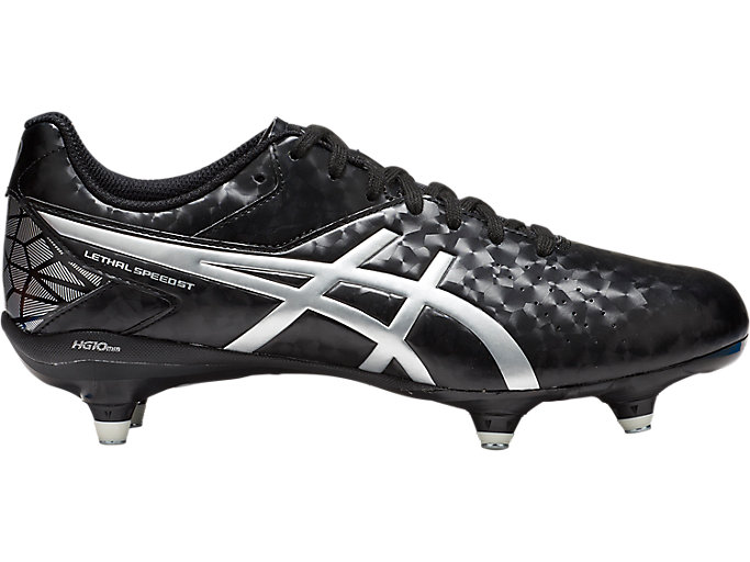 Alternative image view of LETHAL SPEED ST, Black/Silver