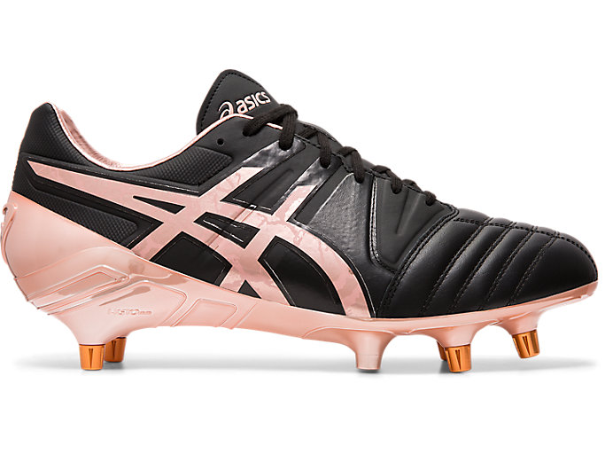 Alternative image view of GEL-LETHAL TIGHT FIVE L.E., Black/Rose Gold