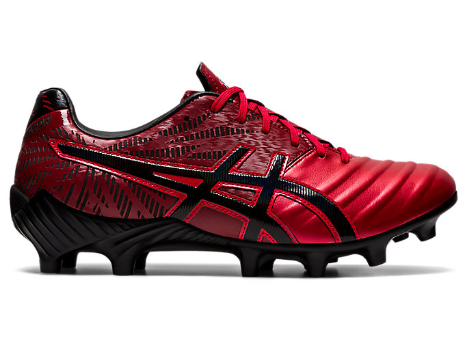 Men's LETHAL TIGREOR IT FF 2 | Classic Red/Black | Football | ASICS