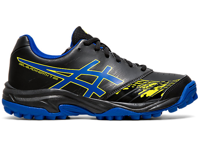 Alternative image view of GEL-BLACKHEATH 7 GS, BLACK/ASICS BLUE