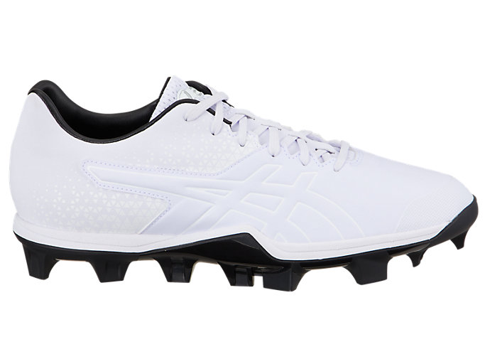 Right side view of JAPAN SPEED, WHITE/WHITE