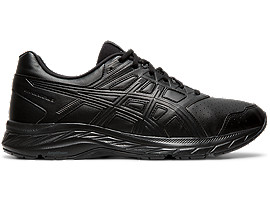 ASICS Gel - Contend 5 Sl Black / Graphite Grey Hombre
