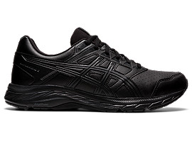 ASICS Gel - Contend 5 Sl Fo Black / Graphite Grey Hombre