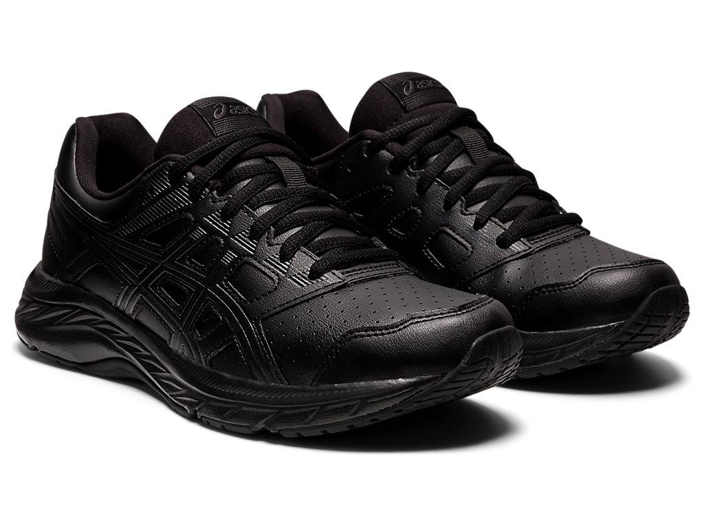 Women's GEL-CONTEND 5 | Black | Running Shoes | ASICS