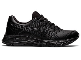 ASICS Gel - Contend 5 Sl Fo Black / Graphite Grey Mujer