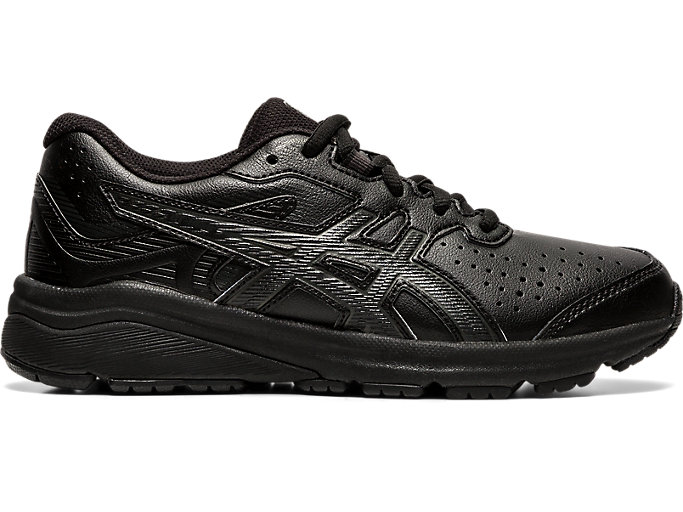Alternative image view of GT-1000 SYNTHETIC LEATHER GS,  Black/Black