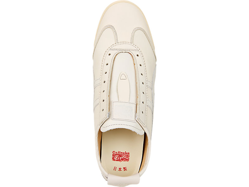 MEXICO SLIP ON DELUXE WHITE/WHITE 21 TP