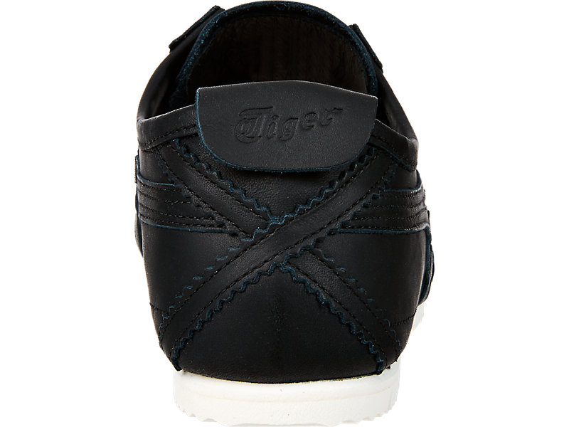 MEXICO SLIP ON DELUXE BLACK/BLACK 25 BK