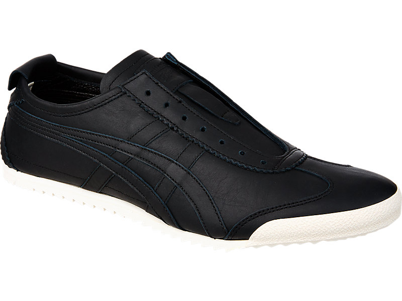 MEXICO SLIP ON DELUXE BLACK/BLACK 5 FR