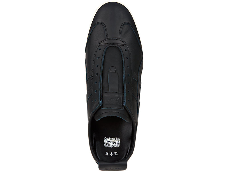 MEXICO SLIP ON DELUXE BLACK/BLACK 21 TP