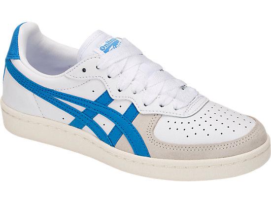 GSM WHITE/AZUL BLUE