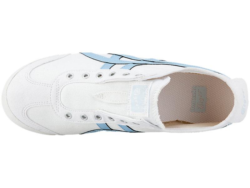 MEXICO 66 SLIP-ON WHITE/BLUE SMOKE 21 TP