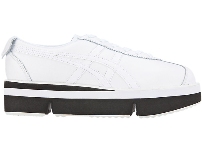 Alternative image view of POKKURI SNEAKER Platform, White/White