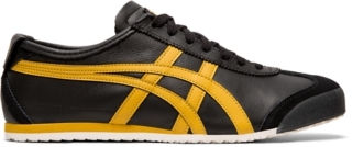 onitsuka mexico 66 yellow black red