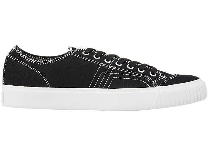 Alternative image view of OK Basketball Low-Top, BLACK/BLACK