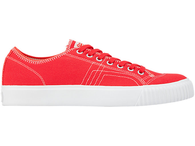 Alternative image view of OK Basketball Low-Top, CLASSIC RED/CLASSIC RED