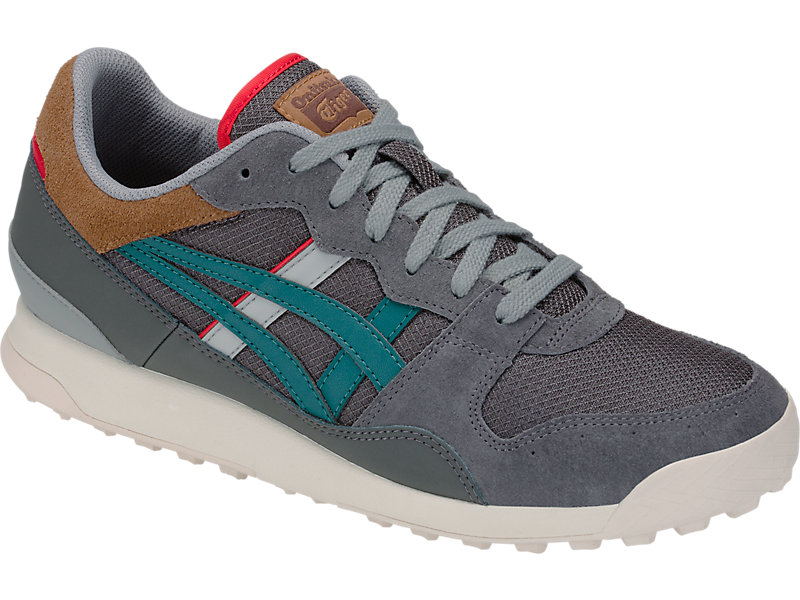 TIGER HORIZONIA DARK GREY/SPRUCE GREEN 5 FR