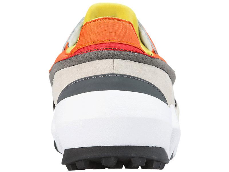 ADMIX RUNNER SLIP-ON WHITE/ORANGE 25 BK