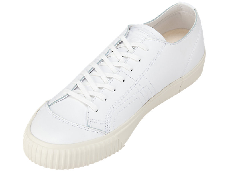 OK BASKETBALL LO WHITE/WHITE 9 FL