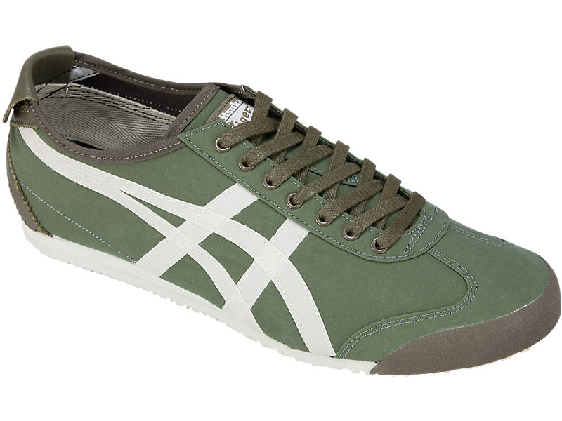 MEXICO 66 OLIVE GREEN/CREAM 5 FR