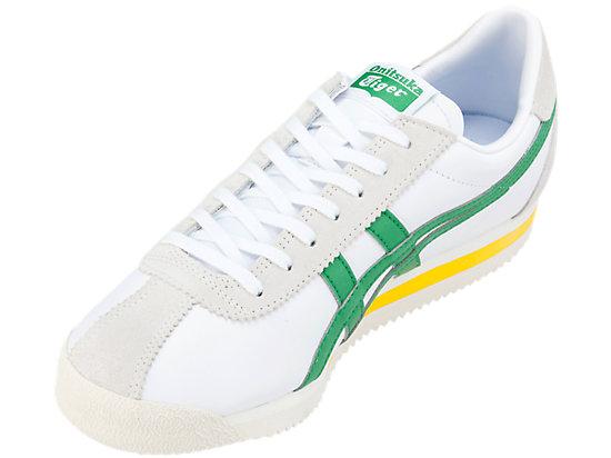 TIGER CORSAIR WHITE/GREEN