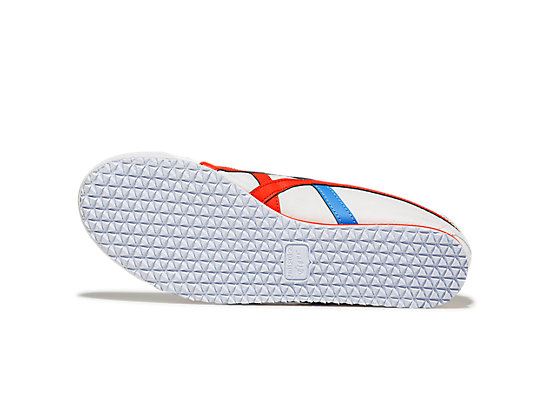 MEXICO 66 SLIP-ON CREAM/RED SNAPPER