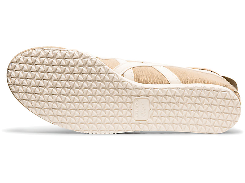 MEXICO 66 SLIP-ON WOOD CREPE/CREAM 17 BT