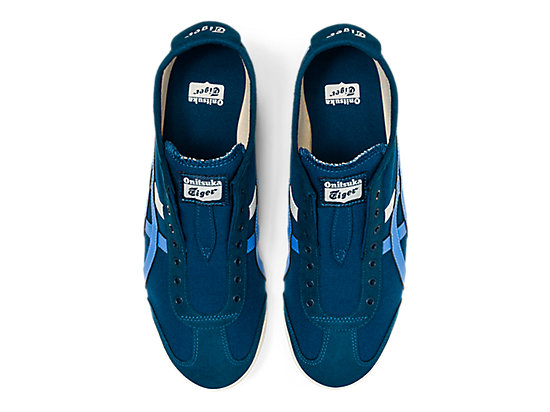 MEXICO 66 SLIP-ON MAKO BLUE/BLUE COAST