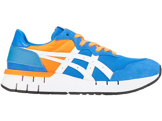 Alternative image view of REBILAC RUNNER, ELECTRIC BLUE/WHITE