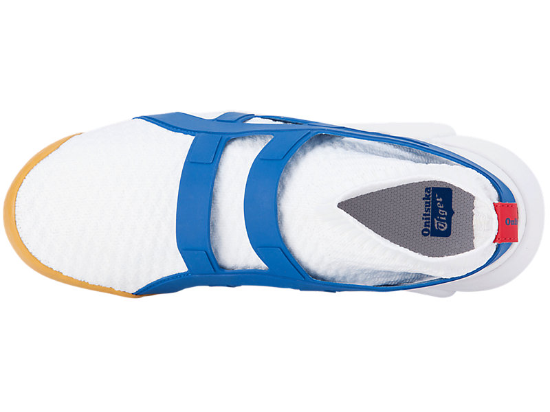 ANDREA POMPILIO KNIT TRAINER WHITE/IMPERIAL 21 TP