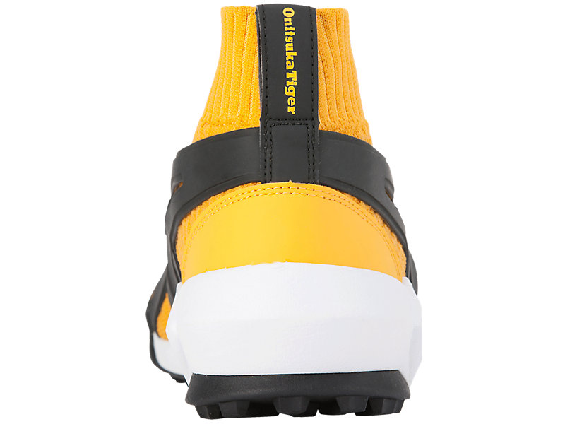 ANDREA POMPILIO KNIT TRAINER TIGER YELLOW/BLACK 25 BK