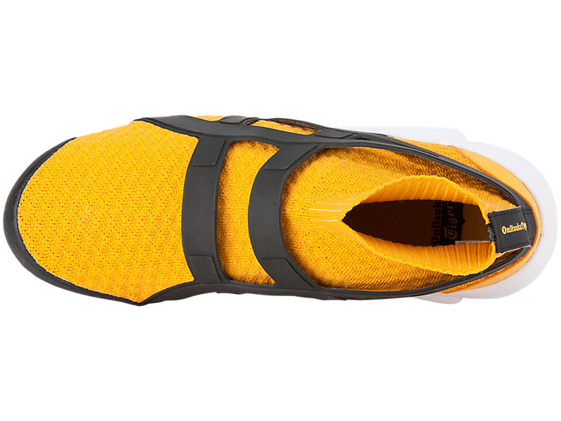 ANDREA POMPILIO KNIT TRAINER TIGER YELLOW/BLACK 21 TP
