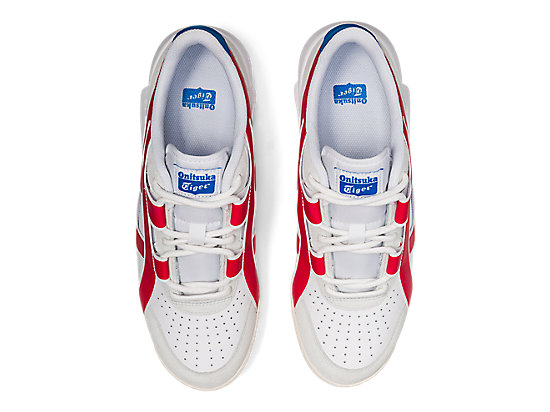 BIG LOGO TRAINER WHITE/CLASSIC RED
