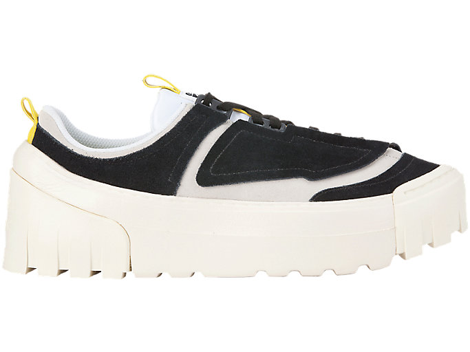 Alternative image view of CHUNKY RUNNER LO, BLACK/VIBRANT YELLOW