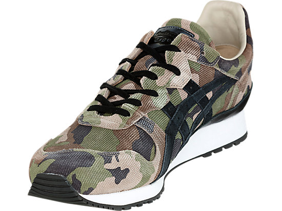 TIGER ALLY DELUXE HUNTER GREEN/BLACK