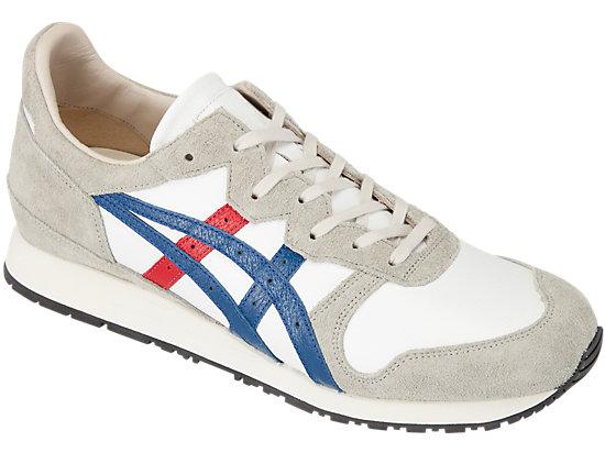 TIGER ALLY DELUXE WHITE/ASICS BLUE
