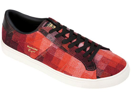 運動休閑鞋 紅色