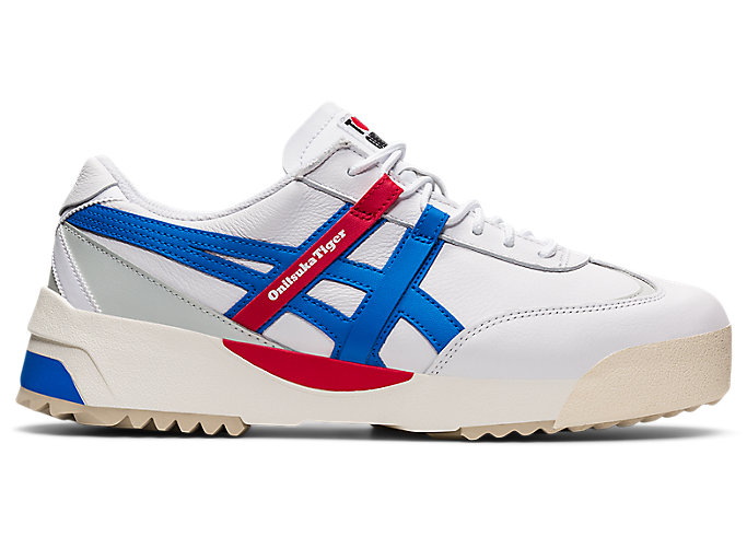 Alternative image view of DELEGATION EX, White/Electric Blue