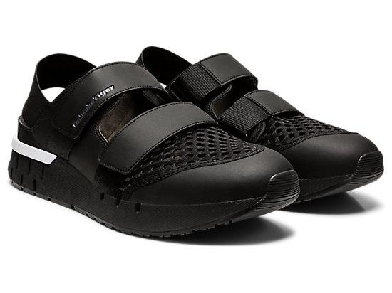 REBILAC SANDAL BLACK/BLACK