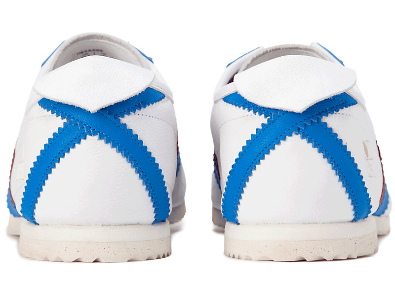 DELEGATION 64 WHITE/ELECTRIC BLUE 25 BK